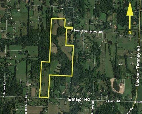 Land for Sale at 31012 Major Road Grain Valley, Missouri 64029 United States