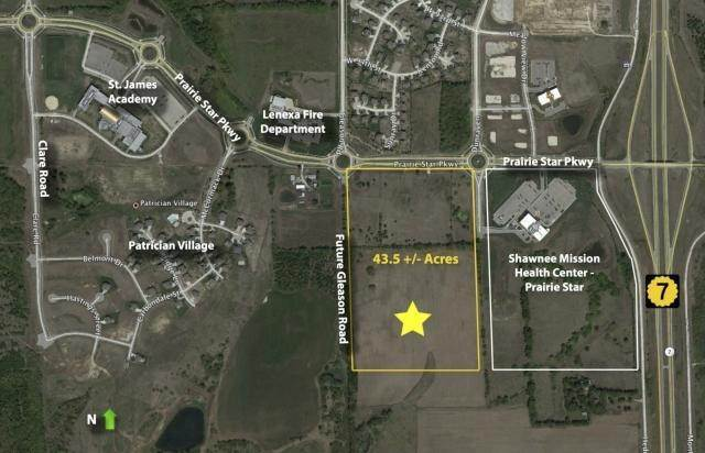 Land for Sale at K-7 & Prairie Star Parkway Lenexa, Kansas 66227 United States