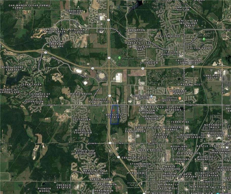 Land for Sale at SEC K-7 & College Boulevard Olathe, Kansas 66061 United States