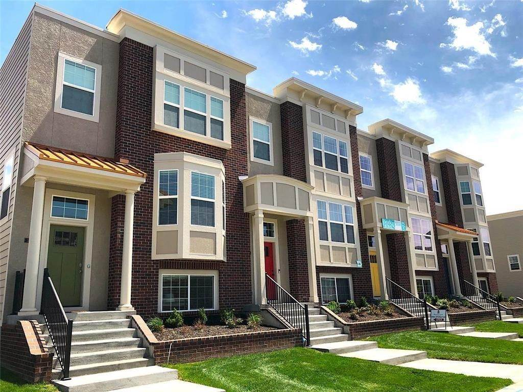 townhouses for Sale at 3112 Howell N/A North Kansas City, Missouri 64116 United States